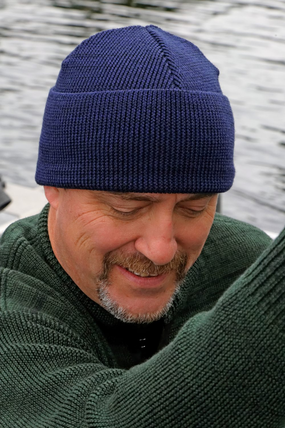 Wool Toque - Pollen Sweaters - Pure wool fbac8234d68