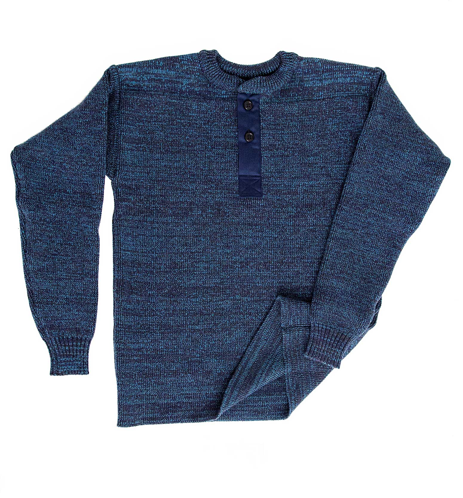 machine knit sweater