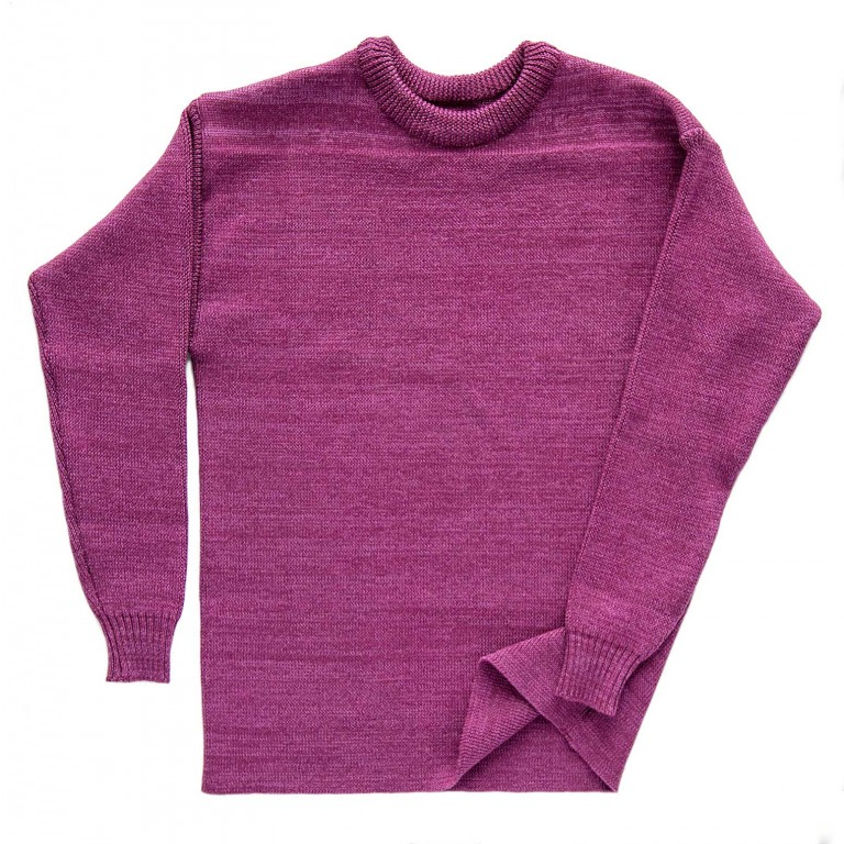 Ladies Heather Crew Neck